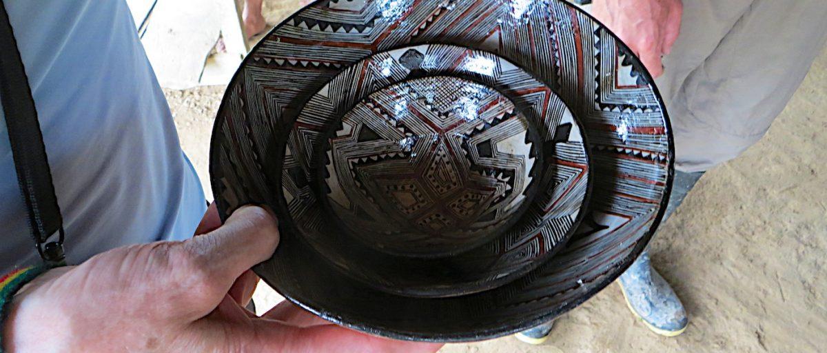 Kichwa ceramics, mocahua